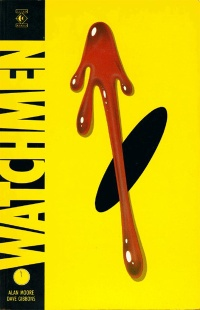 Watchmen by Moore and Gibbons