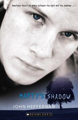 Marty's Shadow by John Heffernan