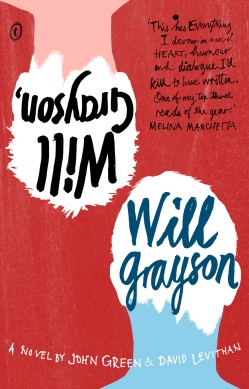 Will Grayson, Will Grayson by David Levithan & John Green