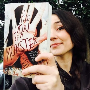 Kathryn Barker with In the Skin of a Monster