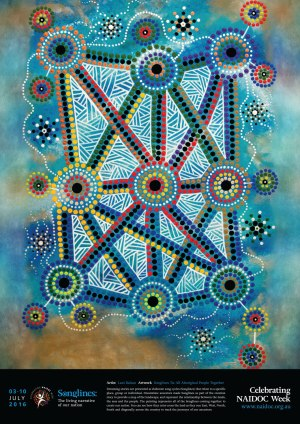 2016 National NAIDOC Poster