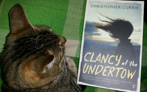 Clancy of the Undertow by Christopher Currie